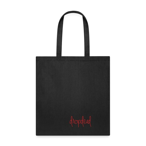 DropDead - Tote Bag