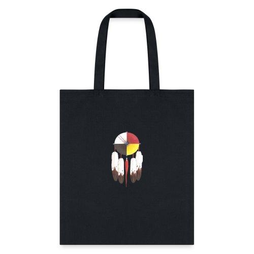MMIWMedicinewheelshield - Tote Bag