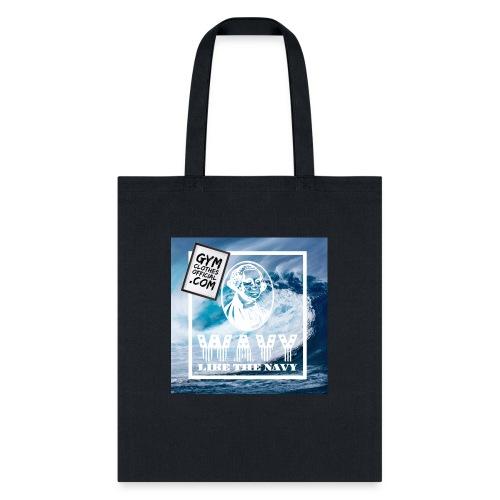 Wavy - Tote Bag