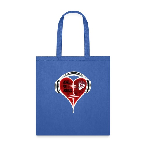 Axelofabyss Music in your heart - Tote Bag