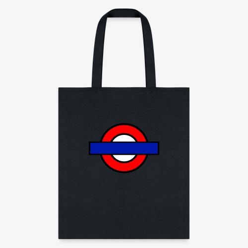 London Underground Coloured - Tote Bag