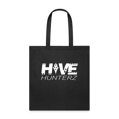 White Hive Hunterz Logo - Tote Bag