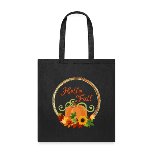 hello fall - Tote Bag