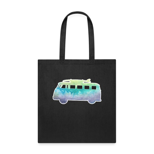 Surfers Kombi Van - Tote Bag