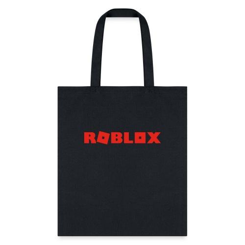 Red Logo - Tote Bag