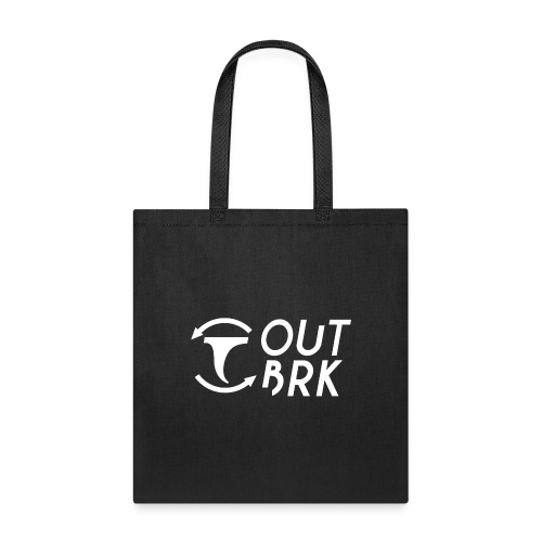 OUTBRK Logo square - Tote Bag