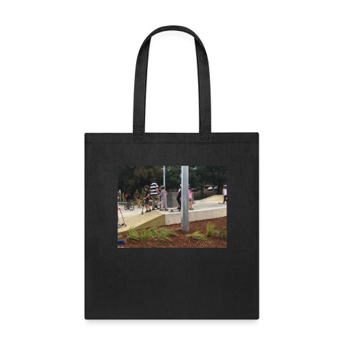 scate park no sleve t-shairt - Tote Bag