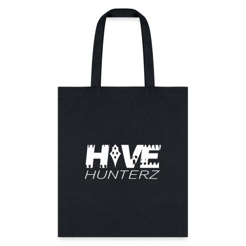 White Hive Hunterz Logo - Tote Bag