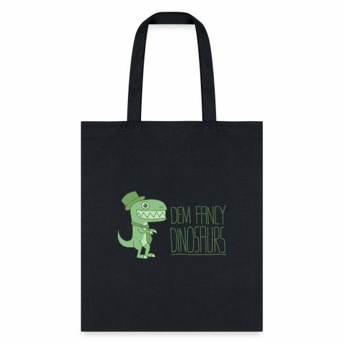 Dem Fancy Logo - Tote Bag