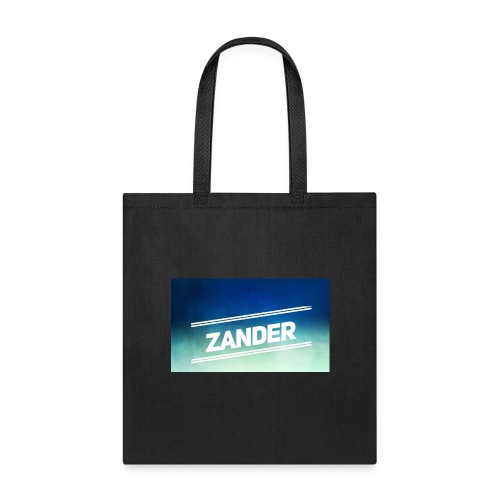 Zanders merch - Tote Bag