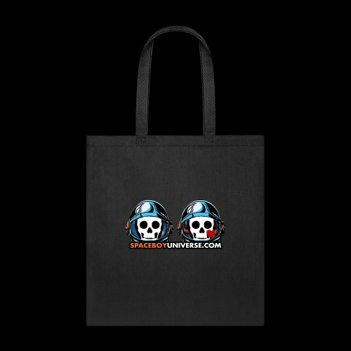 Spaceboy Universe Spaceboy and Surlana - Tote Bag