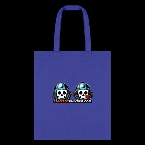 Spaceboy Universe Spaceboy and Surlana - Tote Bag