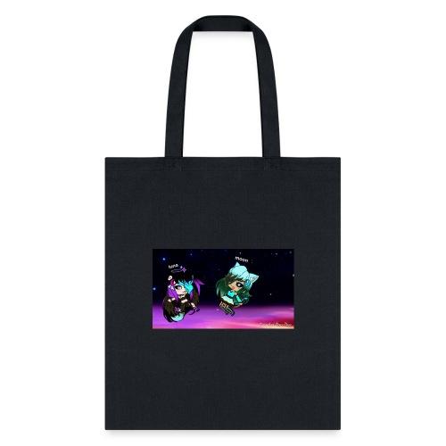 Luna and moon playz merch - Tote Bag