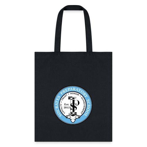 Socrates Preparatory Seal - Tote Bag