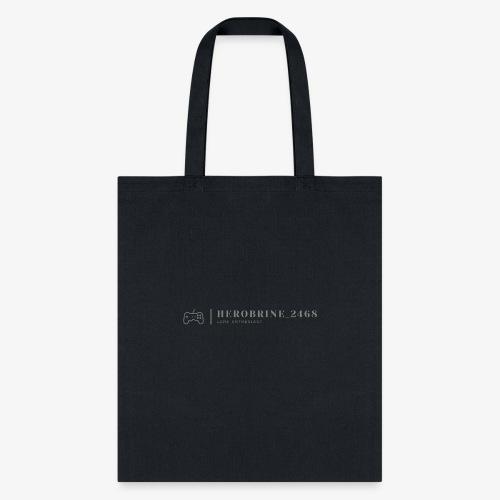 Instagrammer HeroBrine__2468's Logo - Tote Bag