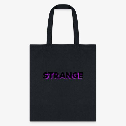 Strange Logo - Tote Bag