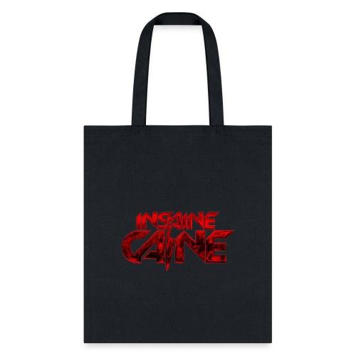 Insaine Caine - The Logo - Drop 2 - Tote Bag