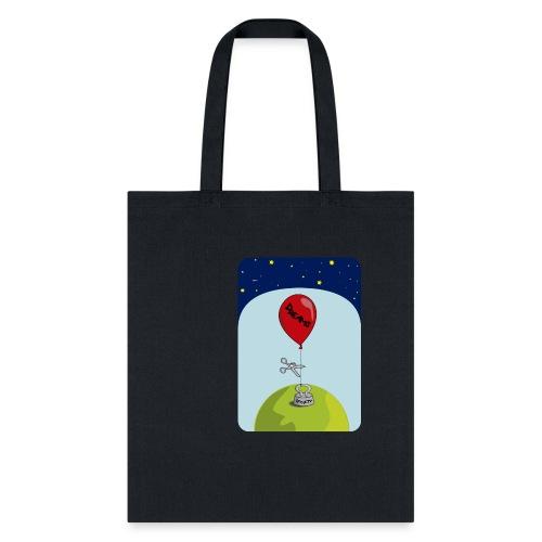 dreams balloon and society 2018 - Tote Bag