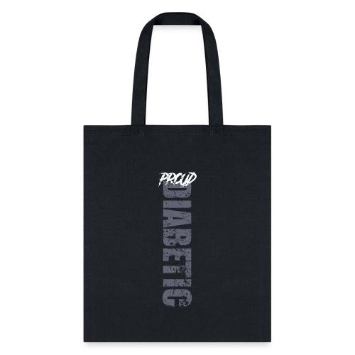 Proud Diabetic - Tote Bag