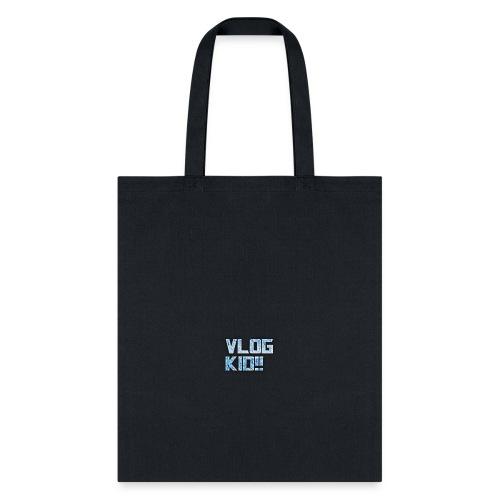 Vlog Kid - Tote Bag