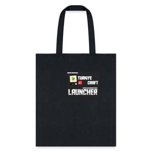 TurkiyeCraft Launcher - Tote Bag