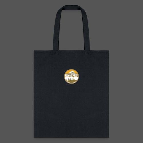 Gikers: Gay Hikers & Bikers - Tote Bag