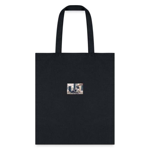 hot coffee - Tote Bag