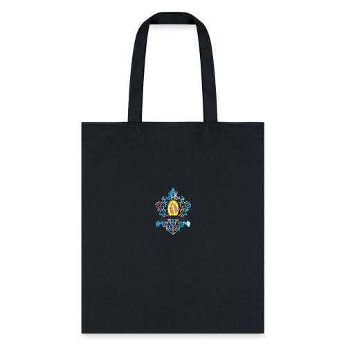 peacock love logo - Tote Bag
