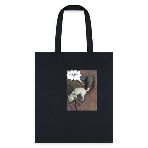 Naughty lil beaver - Tote Bag