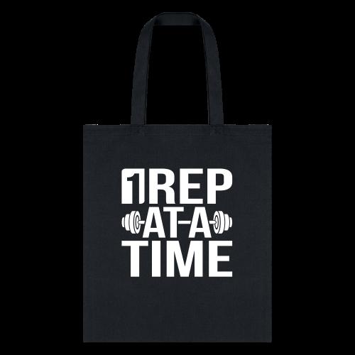 1Rep at a Time - Tote Bag