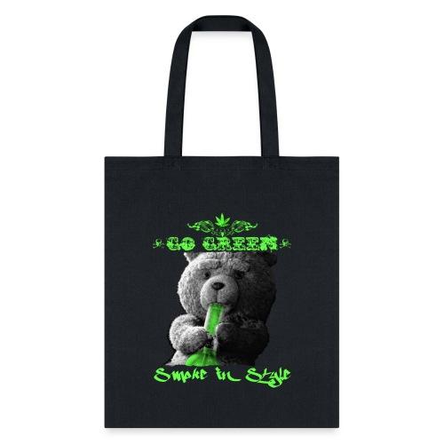 Go Green 2 - Tote Bag