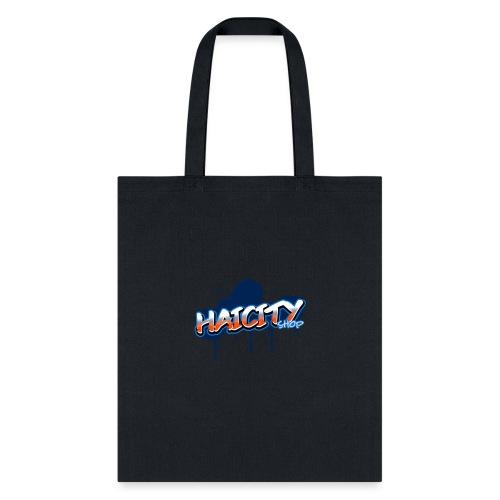 graffiti logo maker featuring bubbly graphics 2804 - Tote Bag