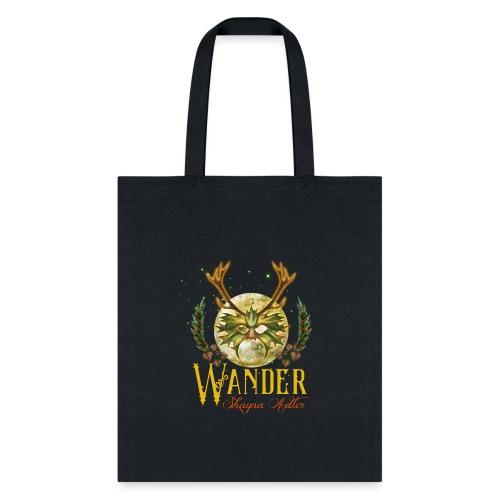 Wander Album - Tote Bag