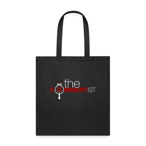 The Commentist Logo - Tote Bag