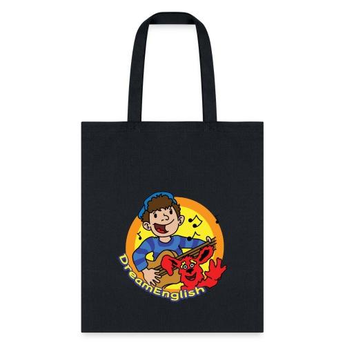 dreamenglishlogo-L - Tote Bag