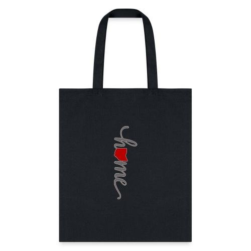 Home Heart Ohio - Tote Bag