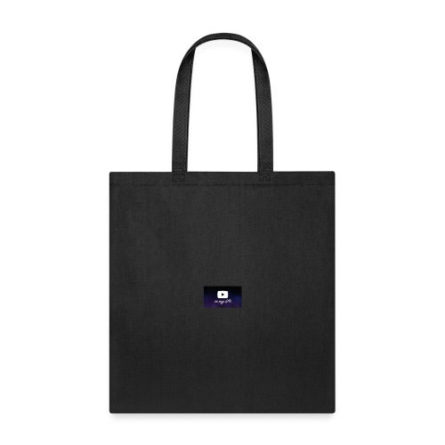 my life is youtube poster - Tote Bag