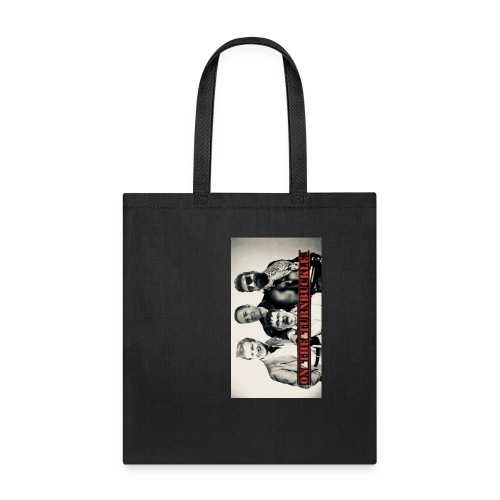 On The Turnbuckle A Team Print - Tote Bag