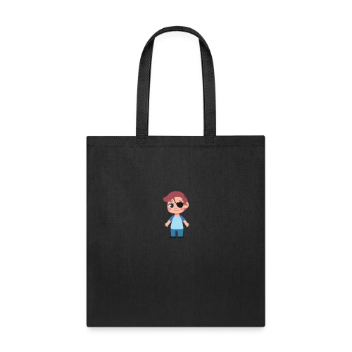 Boy with eye patch - Tote Bag