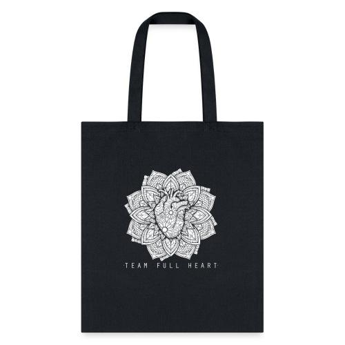 heartzip - Tote Bag