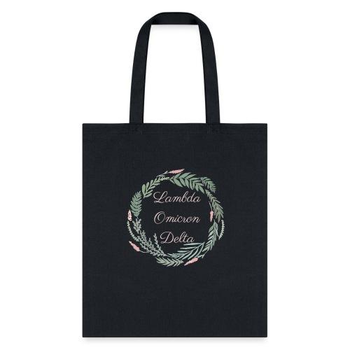 LOD Flower Wreath 1 - Tote Bag