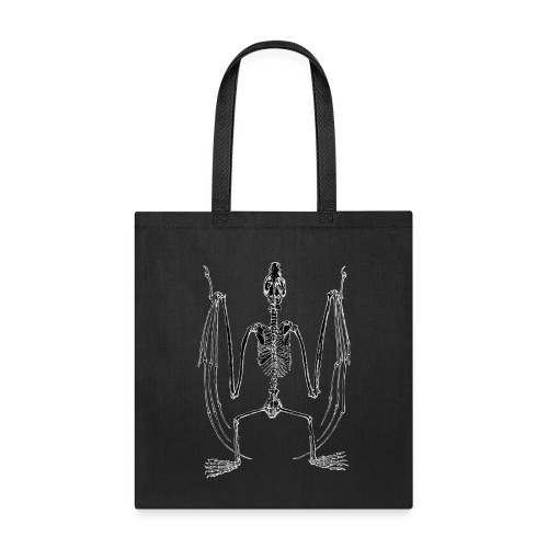 Bat Skeleton - Tote Bag