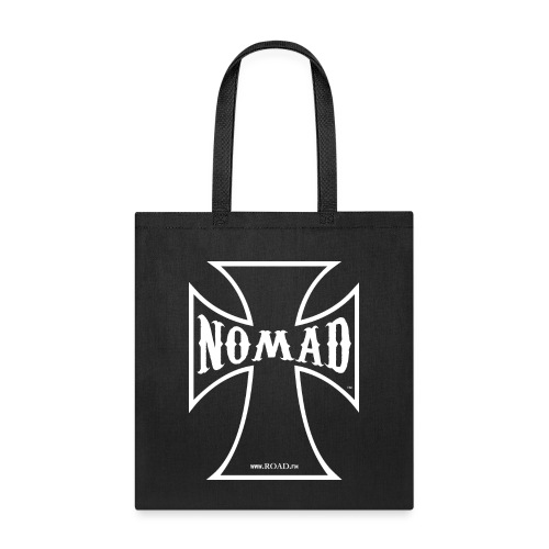 Nomad Logo Front & Back - Tote Bag
