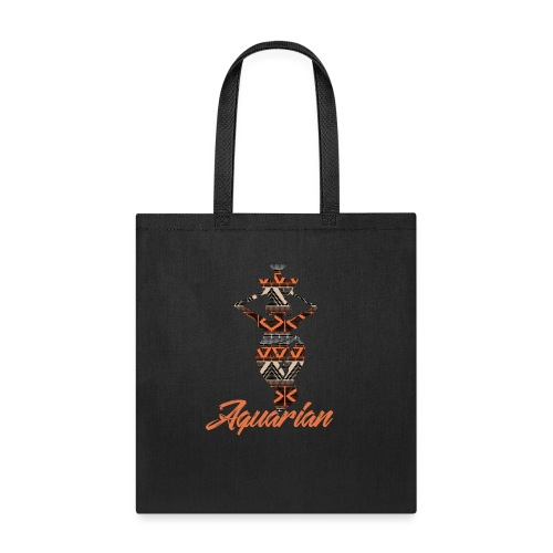 Original Kulture Water Bearer T- Shirt Print - Tote Bag