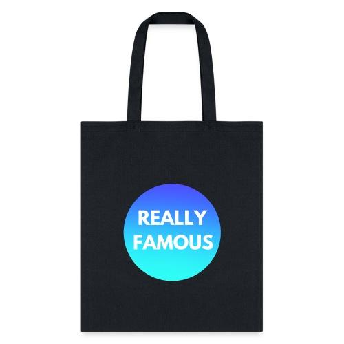 Really Famous Logo - Tote Bag
