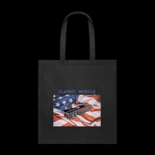 CLASSIC MUSCLE - Tote Bag