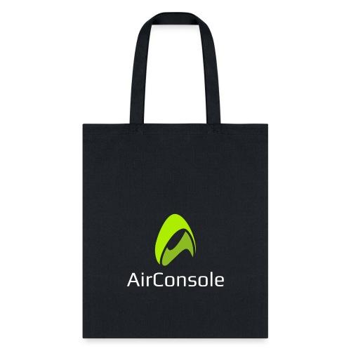 New Logo AirConsole White - Tote Bag
