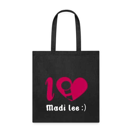 ilovemadi2 - Tote Bag