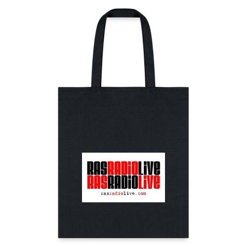 rasradiolive logo jpg - Tote Bag