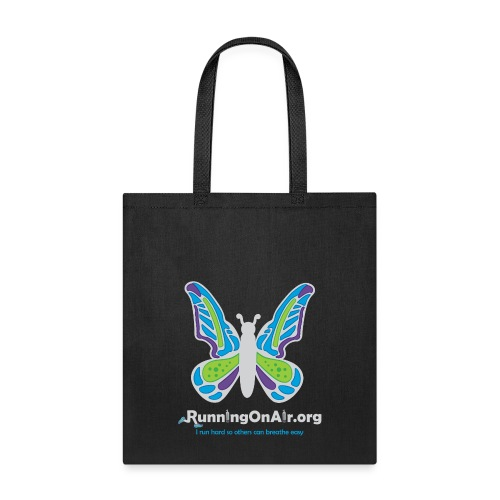 Butterfly_Shoe_Light - Tote Bag
